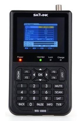 Satlink WS-6906 Uydu Bulucu