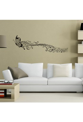 Besta Müzikal Duvar Sticker