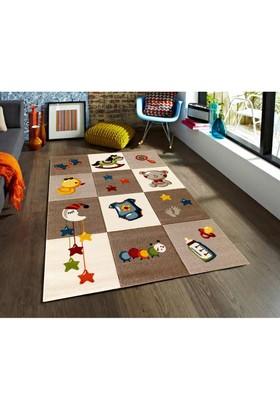 Padişah Padişah Çizgi Cz006-070 Çocuk Halısı 120 x 170 cm