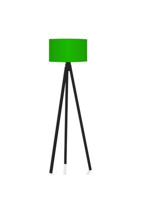 BS Maison Tripod Lambader Yeşil Siyah