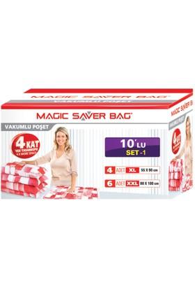 Magic Saver Bag 10 Lu Set - 1