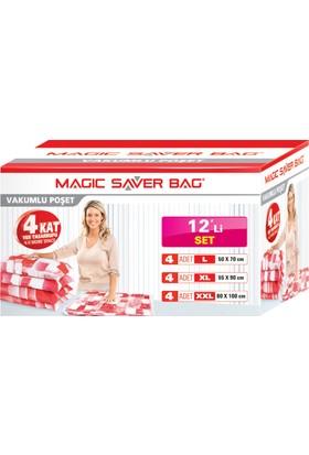 Magic Saver Bag 12 li Set