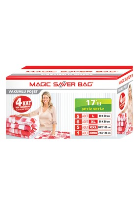 "Magic Saver Bag 17 Li ""Çeyiz Seti"" -2"
