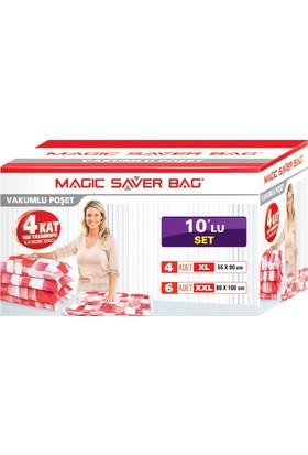 Magic Saver Bag 10 lu Set