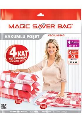 Magic Saver Bag 4 Lü Seyahat Seti - 2