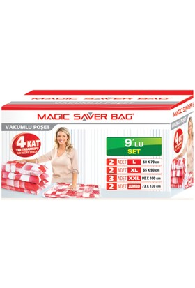 Magic Saver Bag 9 Lu Set