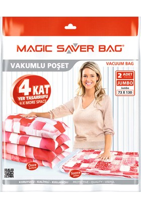 Magic Saver Bag 2 Li Jumbo