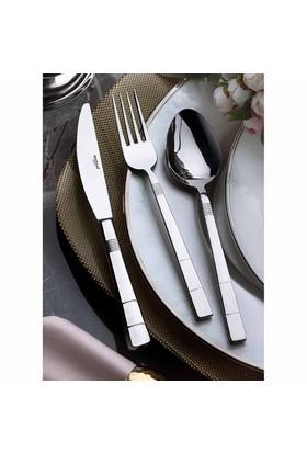 Erdem Luxor 18/10 Yemek Bıçağı 3 Adet