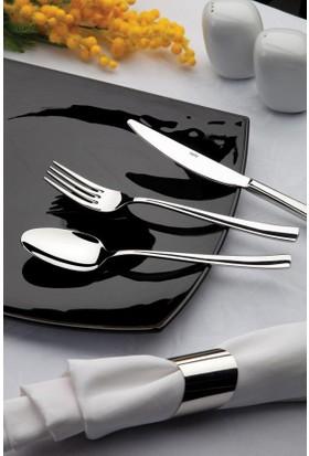 Nehir Deniz Sade 12 li Yemek Bıçağı
