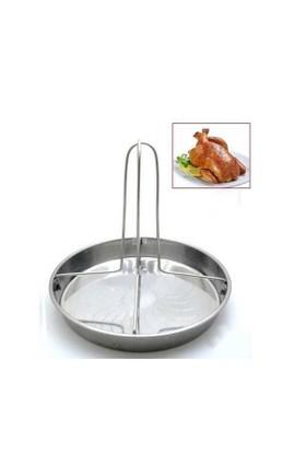 Fırında Tenekede Tavuk Pişirme Aparatı