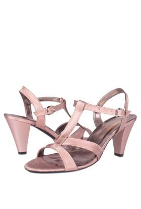 Loggalin 580005 031 751 Kadın Bronz Sandalet