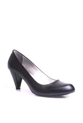 Loggalin 580720 014 Kadın Siyah Ayakkabı