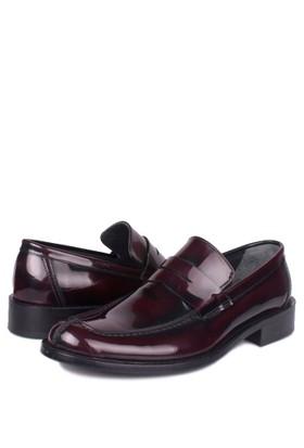 Erkan Kaban 332 071 620 Erkek Bordo Klasik Ayakkabı