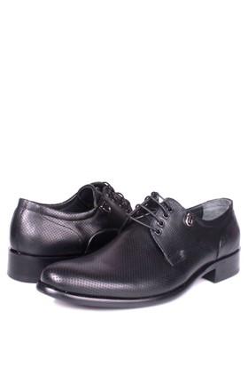 Erkan Kaban 758 071 014 Erkek Siyah Klasik Ayakkabı
