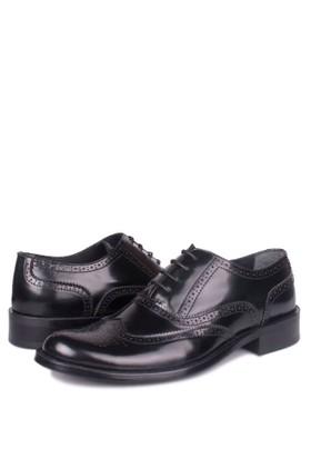 Erkan Kaban 327 071 020 Erkek Siyah Klasik Ayakkabı