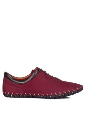Erkan Kaban 350103 045 625 Erkek Bordo Havlu Nubuk Yazlık Ayakkabı