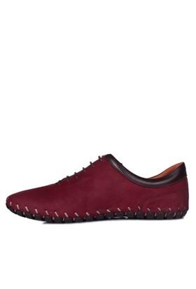 ... Erkan Kaban 350103 045 625 Erkek Bordo Havlu Nubuk Yazlık Ayakkabı ...