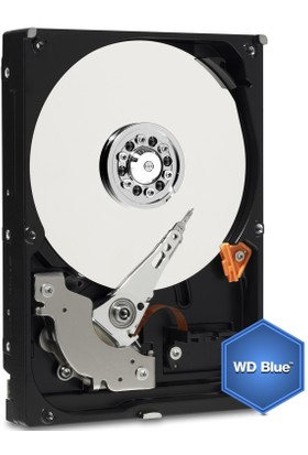 "WD Blue 500GB 5400RPM 3.5"" 64MB Sabit Disk WD5000AZRZ"