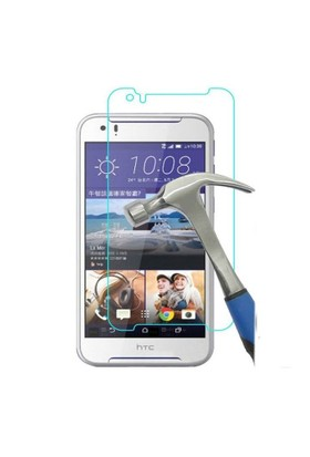 Teleplus HTC Desire 830 Temperli Cam Ekran Koruyucu Cam Ekran Koruyucu