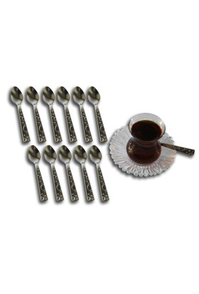 Özyılmaz 12Li Çay Kaşığı