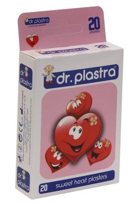 Dr.Plastra Çocuk Yarabandı Sevimli Kalpler 20'li