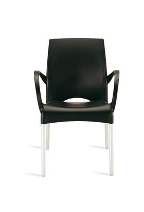 Papatya Vital Kolçaklı Sandalye