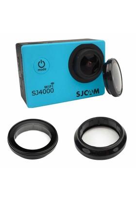 Microcase Sjcam Sj4000 Kamera Lens Uv Filtresi
