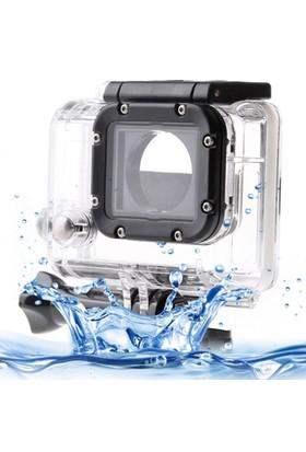 Microcase Sjcam Sj4000+ Waterprof Su Geçirmez Kutu Kılıf