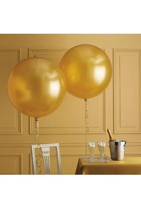 Bake&More Altın Jumbo Boy Balon