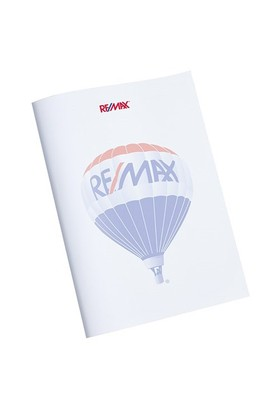 BuldumBuldum Re/Max - Logolu A5 Defter