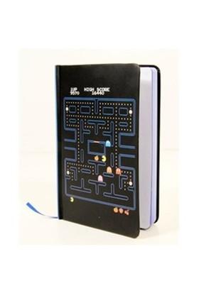 BuldumBuldum Pac-Man Note Book - Pac-Man Not Defteri