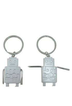 BuldumBuldum Robot Utility Keychain - Robot Anahtarlık
