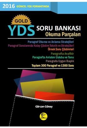 Pelikan Yayınları Gold Yds Soru Bankası Cümle-Paragraf