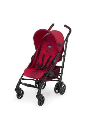 Chicco Lite Way Complete Baston Bebek Arabası / Red