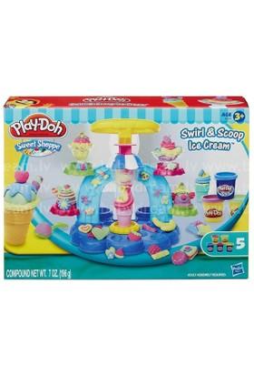 Play-Doh Dondurma Dükkanı