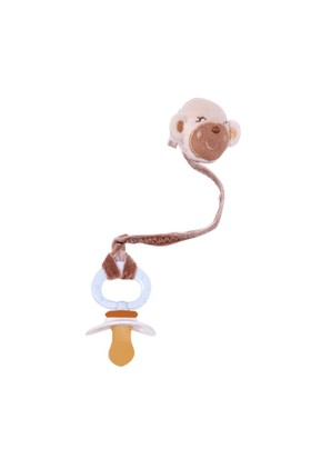 Sevi Bebe Emzik Tutucu Kahverengi