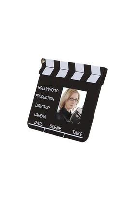 BuldumBuldum Clip Board Photo Frame - Klaket Çerçeve - Ahşap