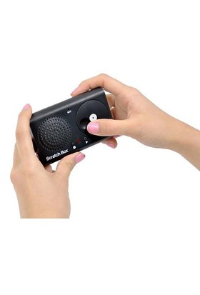 BuldumBuldum Scratch Box - Voice Box / Cızırtı Kutusu - Ses Kutusu - Ses Kutusu