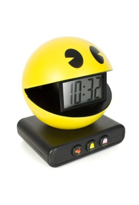 BuldumBuldum Pac-Man Alarm Clock - Pacman Alarm Saati