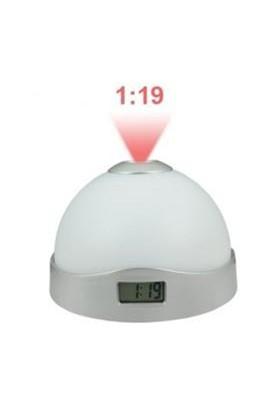 BuldumBuldum Digital Clock & Projection - Projeksiyonlu Led Işıklı Dijital Saat