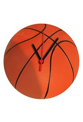 BuldumBuldum Carla Mara Basketbol Topu Cam Duvar Saati