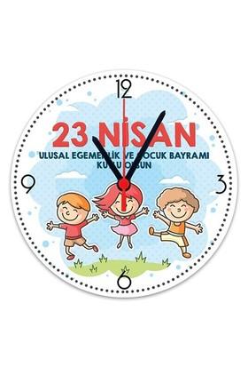 BuldumBuldum Anaokulu - 23 Nisan Tasarımları - Saat