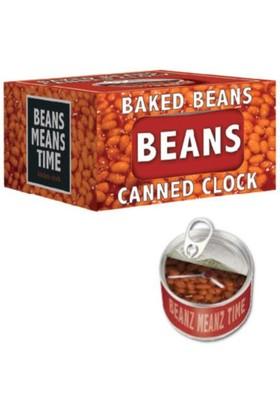 BuldumBuldum Tinned Baked Bean Clock - Konserve Saat