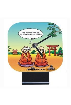 BuldumBuldum Selçuk Erdem Budist Masa Saati