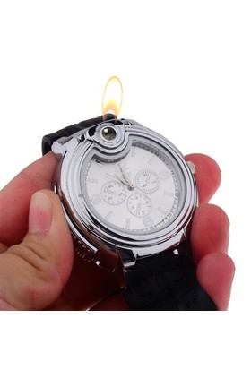 BuldumBuldum Wrist Watch Lighter - Çakmaklı Kol Saati