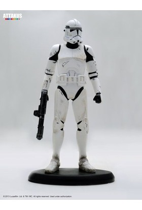 Attakus Attakus 1/10 Star Wars Elite Clone Trooper