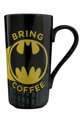 Half Moon Bay Batman Latte Kupa Bardak