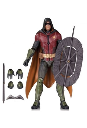 DC Collectibles Arkham Knight Robin Action Figure