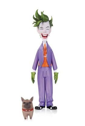 DC Collectibles Batman: Lil Gotham: Joker Mini Action Figure