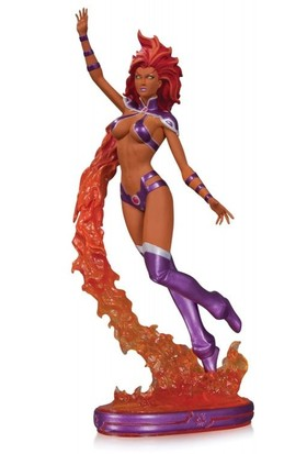 DC Collectibles DC Comics Cover Girls: Starfire Statue